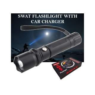 SWAT батериска лампа
