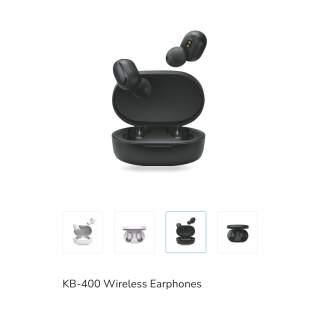 Безжични слушалки KENSA KB-400