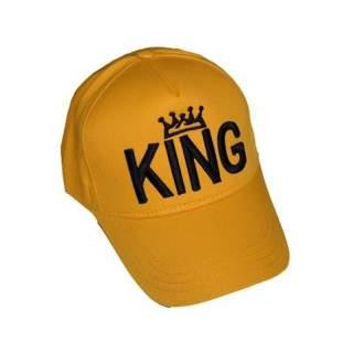 KING капа YELLOW