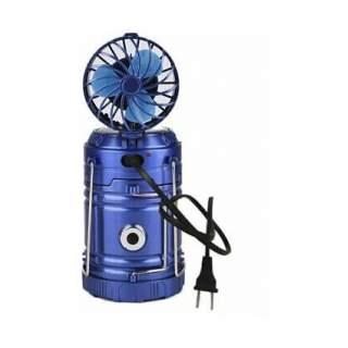 Led Фенер со вентилатор