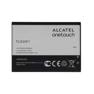 Батерија за Alcatel C7 OT7040, U5 OT5044, Idol 2 mini s OT6036, OT5010x, OT5044