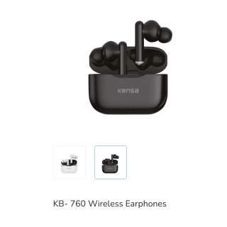 KB-760 KENSA Слушалки