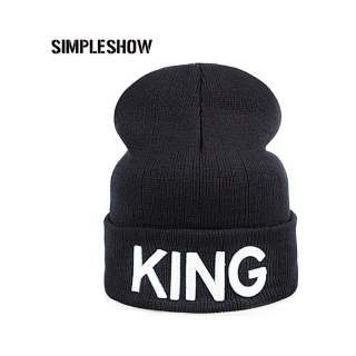 KING зимна капа