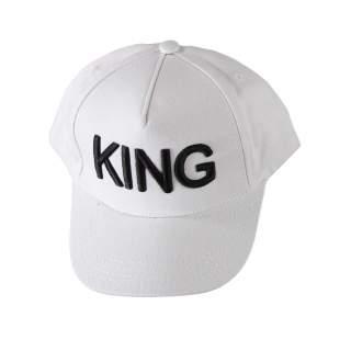 KING капа - WHITE